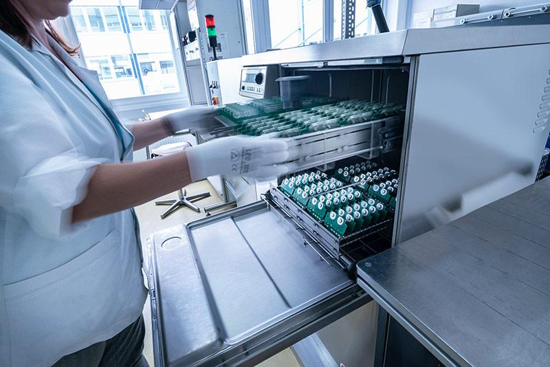 NAP Leistungen EMS Fertigung Elektronik Schutz 2