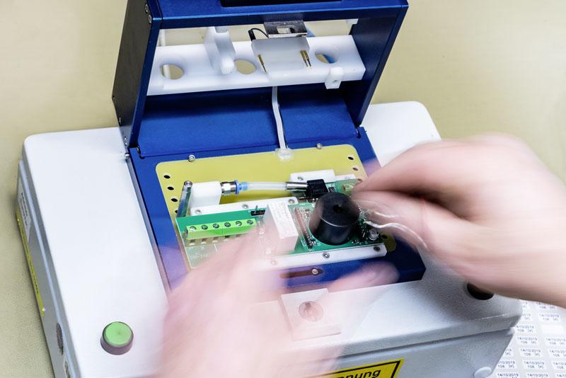 NAP Leistungen EMS Fertigung Test 2